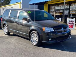 2018_Dodge_Grand Caravan_4d Wagon SXT_ Albuquerque NM