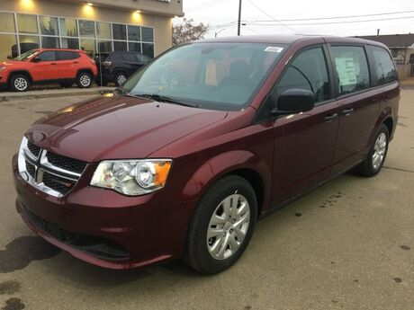 2018 Dodge Grand Caravan Canada Value Package Redwater AB