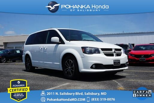 2018_Dodge_Grand Caravan_GT ** Pohanka Certified 10 Year / 100,000  **_ Salisbury MD