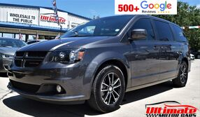 Dodge Grand Caravan GT 4dr Mini Van 2018