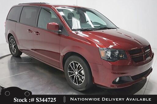 2018_Dodge_Grand Caravan_GT NAV,CAM,HTD STS,17IN WHLS,3RD ROW STS_ Plano TX