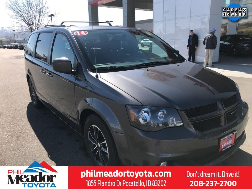 2018 Dodge Grand Caravan GT Pocatello ID