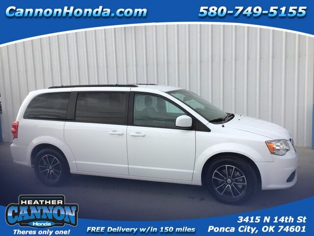 2018 Dodge Grand Caravan GT Ponca City OK