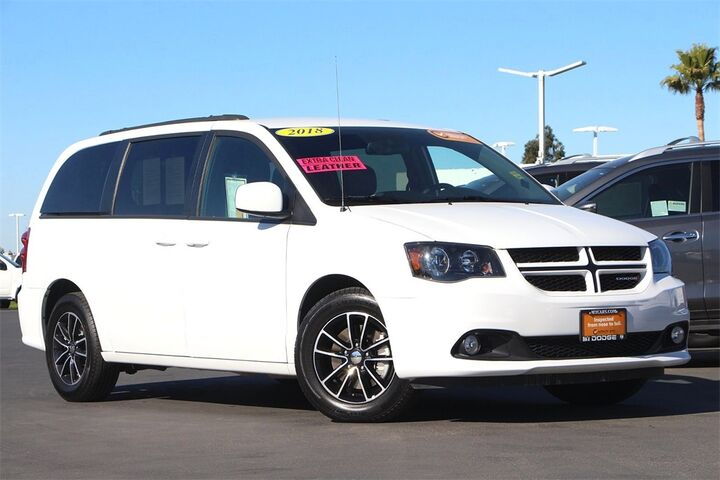 2018 Dodge Grand Caravan GT Salinas CA