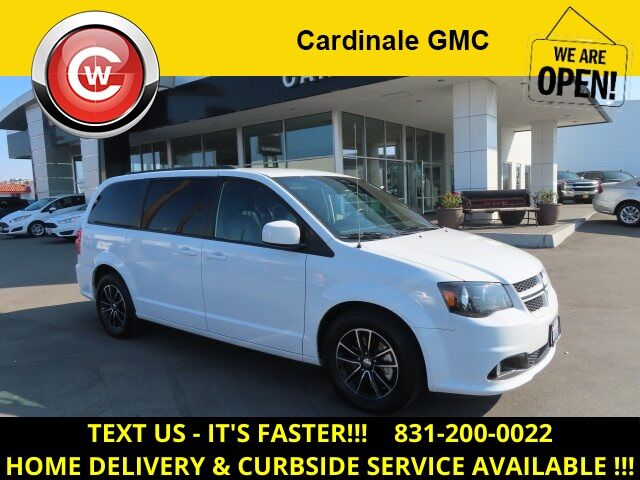 2018 Dodge Grand Caravan GT Seaside CA