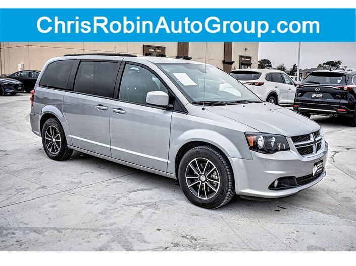 2018 Dodge Grand Caravan GT WAGON Midland TX