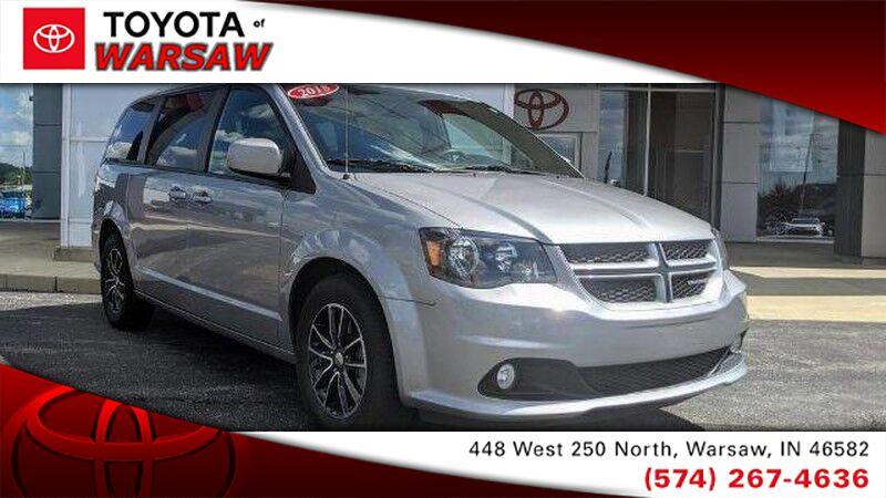 2018 Dodge Grand Caravan GT Warsaw IN