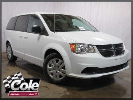 2018_Dodge_Grand Caravan_SE_ Southwest MI