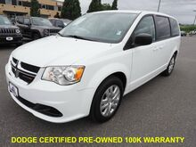 2018_Dodge_Grand Caravan_SE DODGE CPO_ Burlington WA