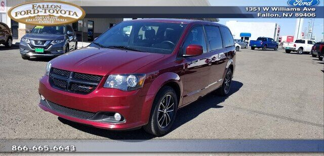 2018 Dodge Grand Caravan SE Fallon NV