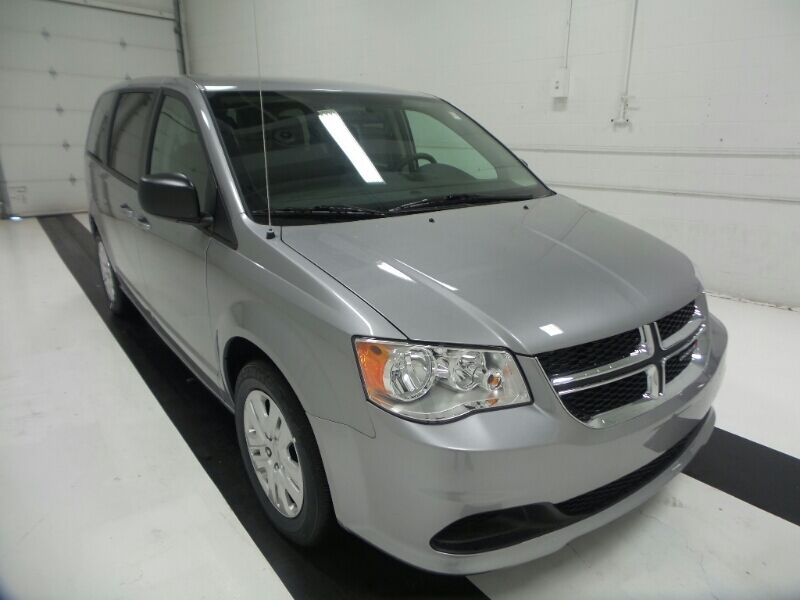 2018 Dodge Grand Caravan SE Topeka KS