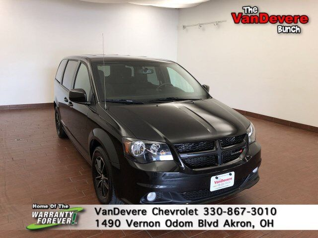 2018 Dodge Grand Caravan SE Plus Akron OH
