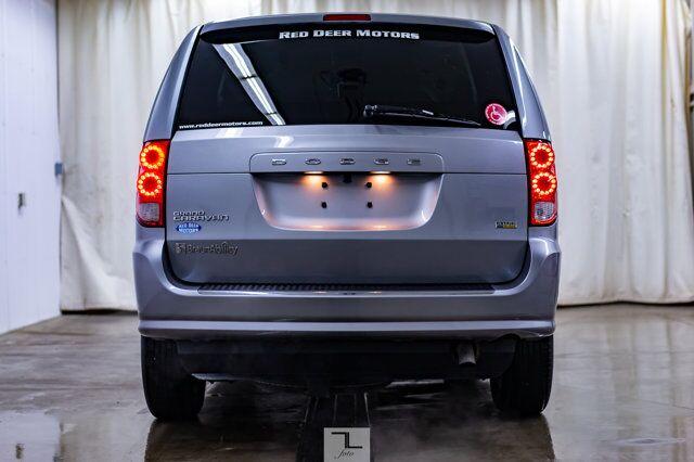 2018 Dodge Grand Caravan SE Plus Braun Ability Wheelchair Lift BCam Red Deer AB