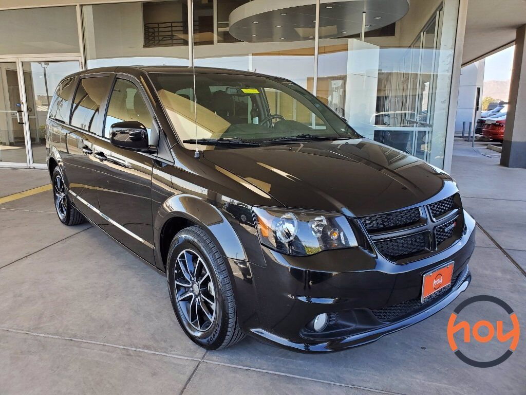 2018 Dodge Grand Caravan SE Plus El Paso TX
