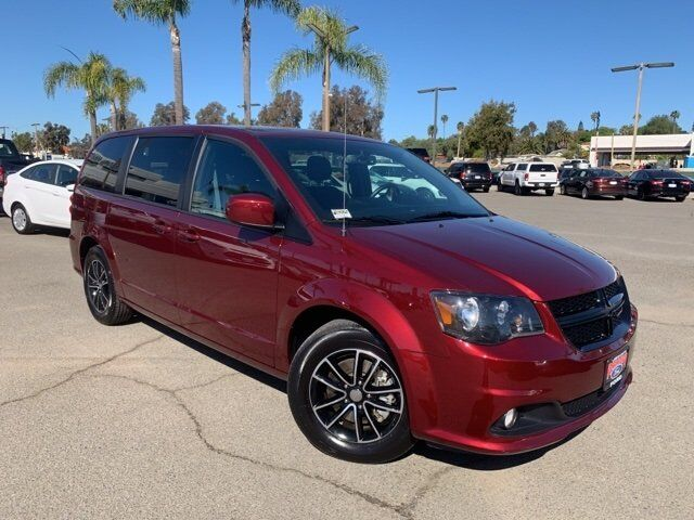 2018_Dodge_Grand Caravan_SE Plus_ Vista CA