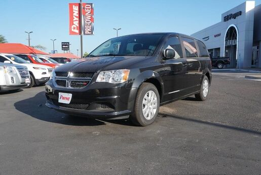 2018 Dodge Grand Caravan SE Rio Grande City TX