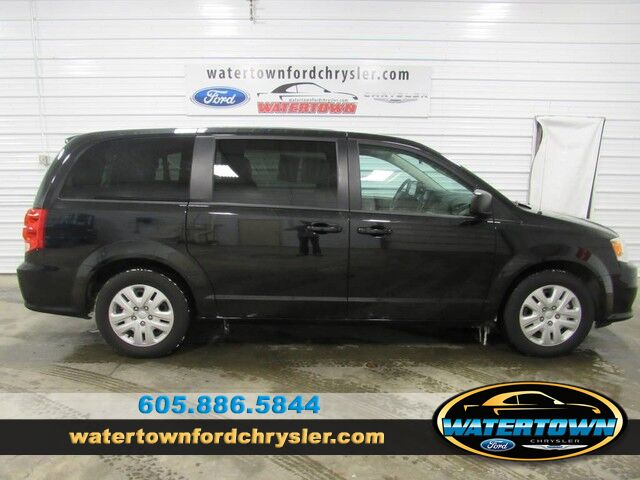 2018 Dodge Grand Caravan SE Watertown SD