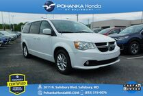2018 Dodge Grand Caravan SXT ** Pohanka Certified 10 Year / 100,000  **