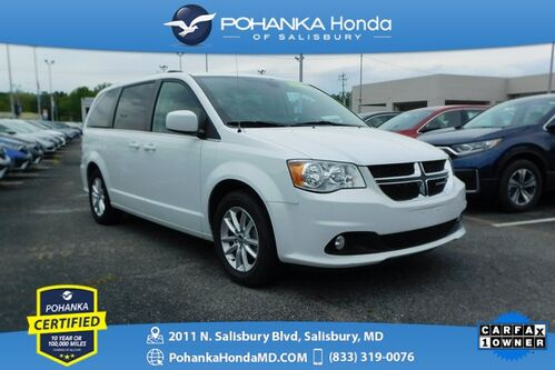 2018_Dodge_Grand Caravan_SXT ** Pohanka Certified 10 Year / 100,000  **_ Salisbury MD