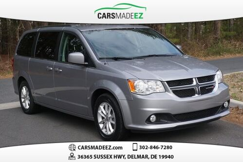 2018_Dodge_Grand Caravan_SXT_ Delmar DE