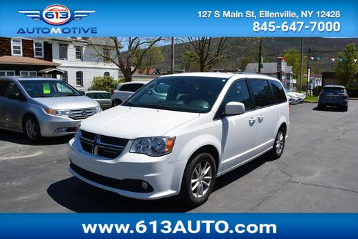 2018 Dodge Grand Caravan SXT Ulster County NY