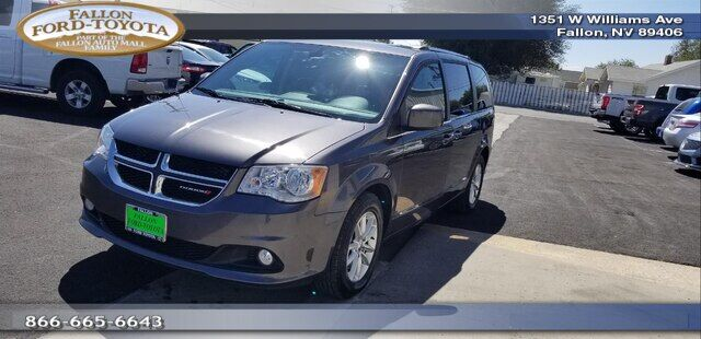 2018 Dodge Grand Caravan SXT Fallon NV
