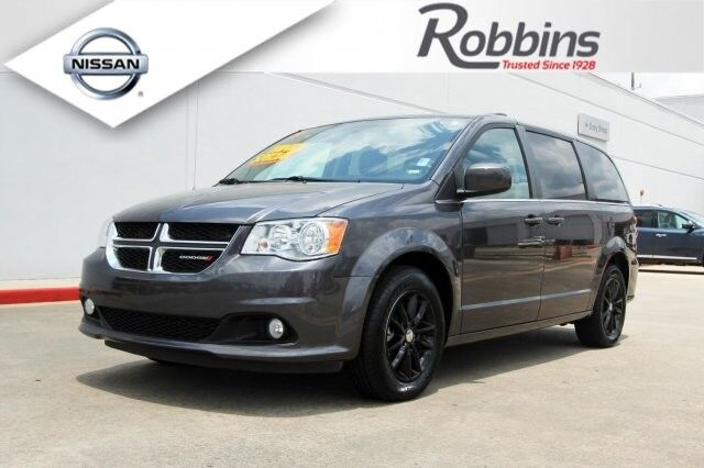 2018 Dodge Grand Caravan SXT Houston TX