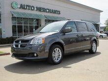 2018_Dodge_Grand Caravan_SXT  LEATHER/CLOTH SEATS, BACKUP CAMERA, POWER LIFT-GATE, BLUETOOTH CONNECTIVITY_ Plano TX