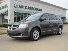 2018_Dodge_Grand Caravan_SXT LEATHER/CLOTH STS, AUTO DOORS/LIFTGATE, BACKUP CAMERA, BLUETOOTH CONNECTIVITY_ Plano TX