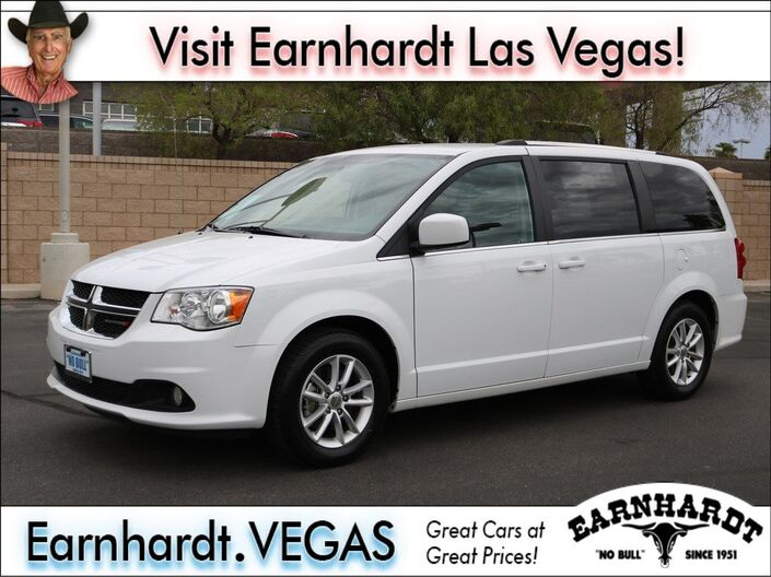 2018 Dodge Grand Caravan SXT Las Vegas NV