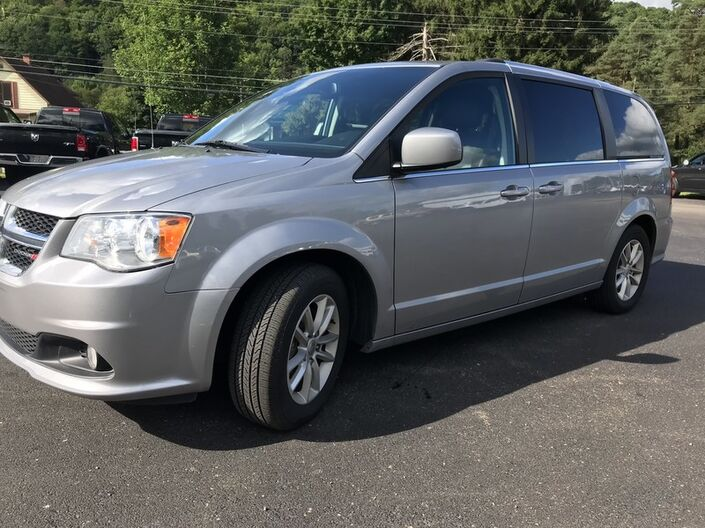 2018 Dodge Grand Caravan SXT Rock City NY