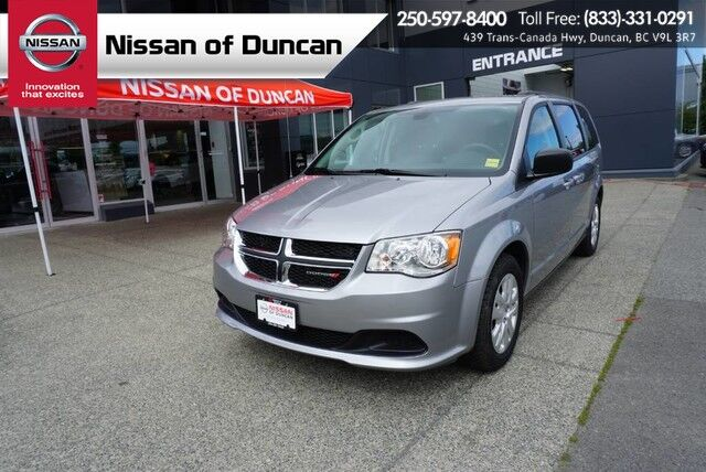 2018 Dodge Grand Caravan SXT Premium Plus Duncan BC