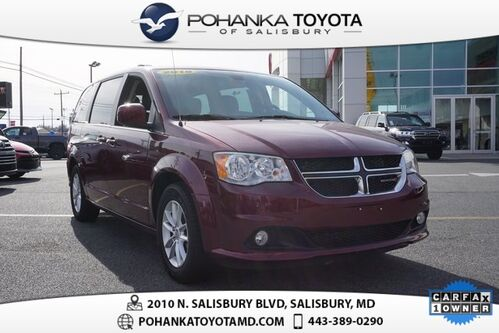 2018_Dodge_Grand Caravan_SXT_ Salisbury MD