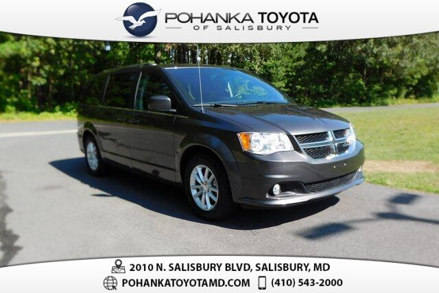 2018 Dodge Grand Caravan SXT Salisbury MD
