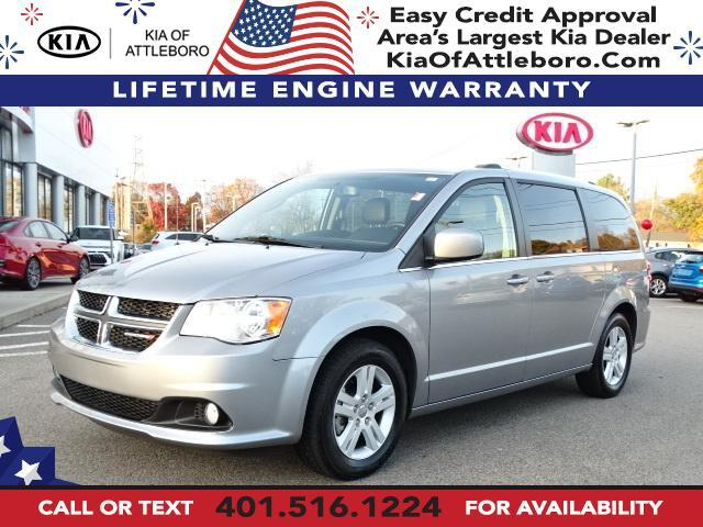 2018 Dodge Grand Caravan SXT South Attleboro MA