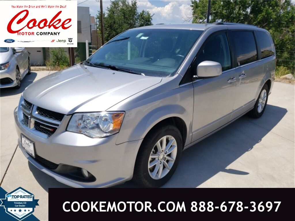 2018 Dodge Grand Caravan SXT Trinidad CO