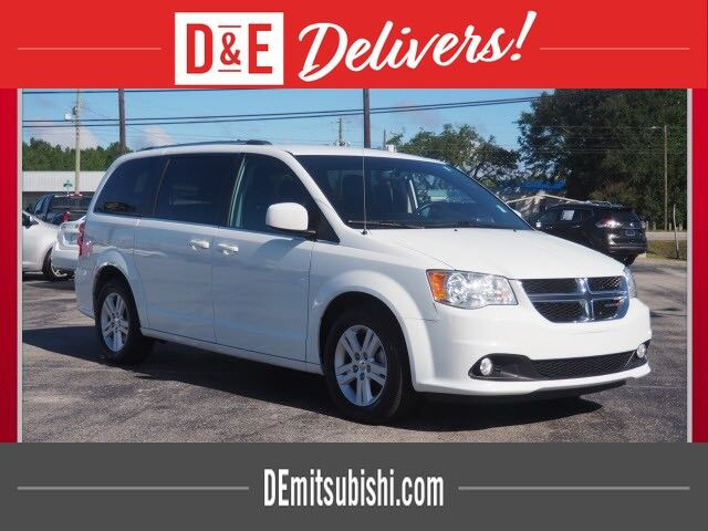 2018_Dodge_Grand Caravan_SXT_ Wilmington NC