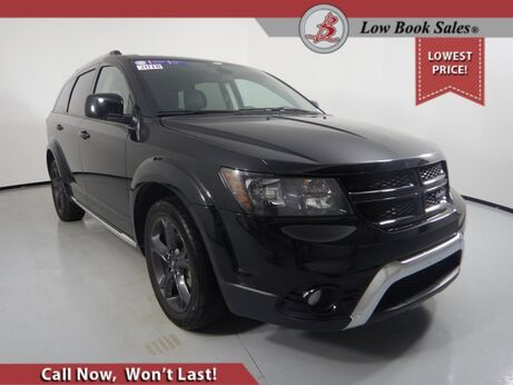 2018_Dodge_JOURNEY_Crossroad_ Salt Lake City UT