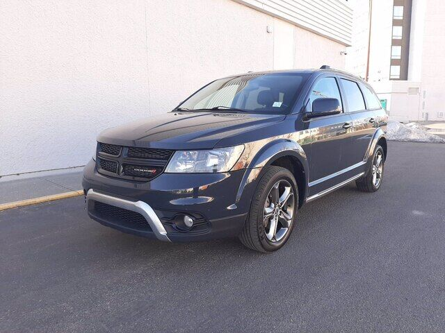 2018 Dodge Journey CROSSRD Calgary AB