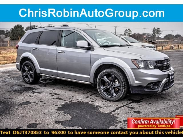 2018 Dodge Journey CROSSROAD AWD Midland TX