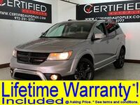 Dodge Journey CROSSROAD AWD REAR CAMERA BLUETOOTH KEYLESS ENTRY FOLD-AWAY SEATING 3RD ROW 2018
