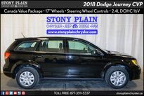 Dodge Journey Canada Value Pkg 2018