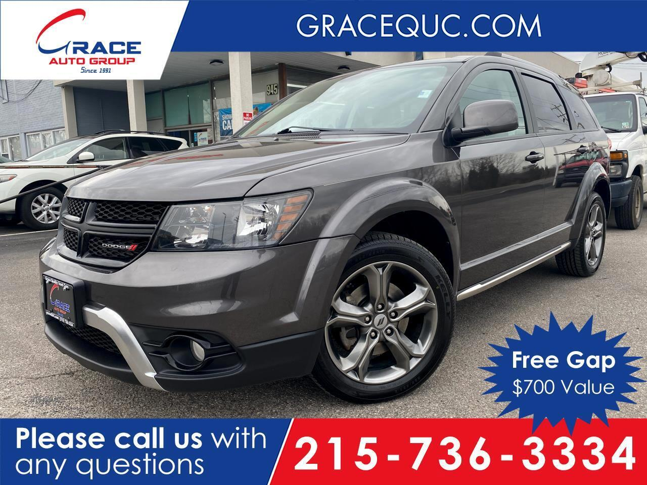 2018 Dodge Journey Crossroad AWD Morrisville PA
