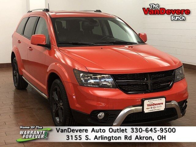 2018 Dodge Journey Crossroad Akron OH