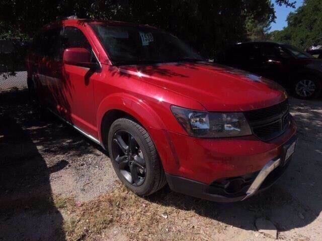 2018 Dodge Journey Crossroad Marble Falls TX