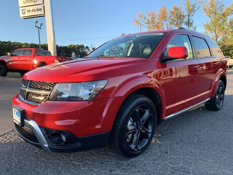 2018 Dodge Journey Crossroad Clinton AR