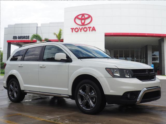 2018 Dodge Journey Crossroad Delray Beach FL