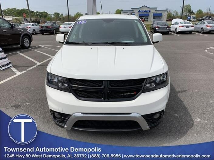 2018 Dodge Journey Crossroad Demopolis AL
