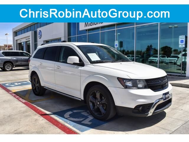 2018 Dodge Journey Crossroad FWD Midland TX