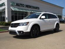 2018_Dodge_Journey_Crossroad FWD *QUICK ORDER PACKAGE 28S CROSSROAD* 3RD ROW SEATING BACKUP CAMERA, CLIMATE CONTROL_ Plano TX